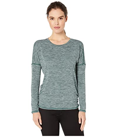 SKECHERS Session Long Sleeve (Green) Women