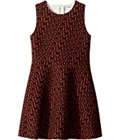 Missoni Kids - Printed Neoprene Logo Dress (Toddler/Little Kids)
