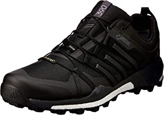 adidas Australia Men's Terrex Skychaser GTX Trail Running Shoes, Core Black/Core Black/Carbon