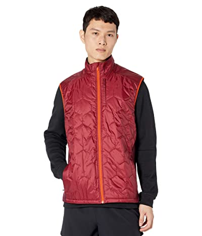 Brooks Shield Hybrid Vest (Merlot/Sangria) Men