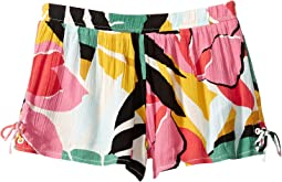 Crisscross Promise Shorts (Little Kids/Big Kids)