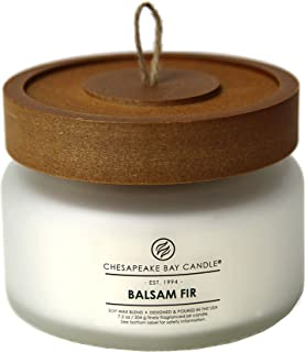 Chesapeake Bay Candle Scented Candle, Balsam Fir, Small Jar