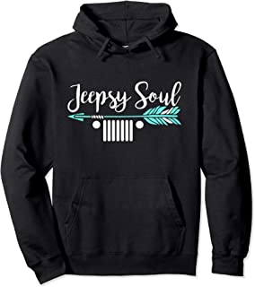 Jeepsy Soul Pullover Hoodie