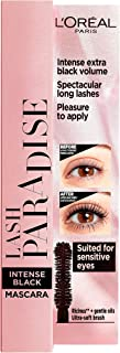 L'Oréal Paris Lash Paradise Mascara - L'Oréal mascara voor intens volume, verrijkt met castorolie en rozenolie - 6.4 ml, 0...