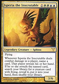 Magic: the Gathering - Isperia the Inscrutable - Dissension - Foil