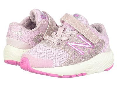 New Balance Kids FuelCore URGEv2 (Infant/Toddler) (Oxygen Pink/Light Carnival) Girls Shoes