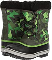SOREL Kids Yoot Pac Nylon Print (Little Kid/Big Kid)