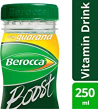 Berocca Boost Twist N Go Energy Vitamin With Guarana Drink 250mL,, With Guarana