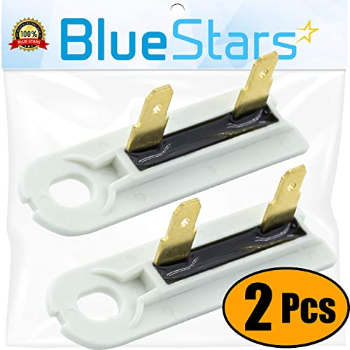 3392519 dryer thermal fuse replacement part by blue stars - exact fit for  whirlpool & kenmore