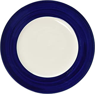 Mikasa Cadence Cobalt Dinner Plate, 10.75-Inch