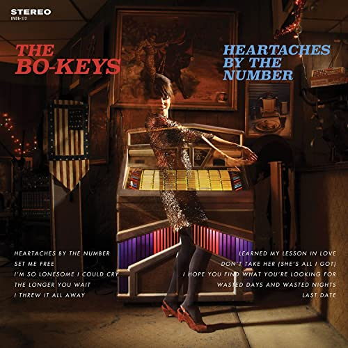 Heartaches By The Number by The Bo-Keys on Amazon Music - Amazon com