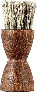 [コロンブス] COLUMBUS ジャーマンブラシ7(ハンドルミニブラシ) 良質 馬毛ブラシ