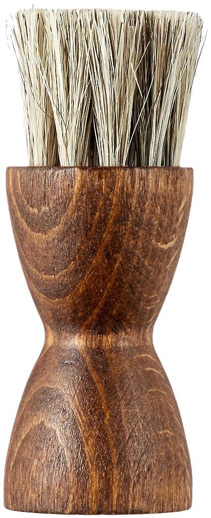 にやにやゲートティーム[コロンブス] COLUMBUS ジャーマンブラシ7(ハンドルミニブラシ) 良質 馬毛ブラシ