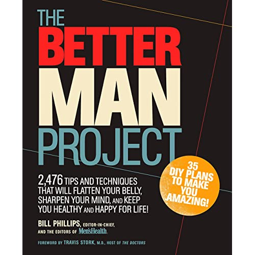 The Better Man Project Amazon