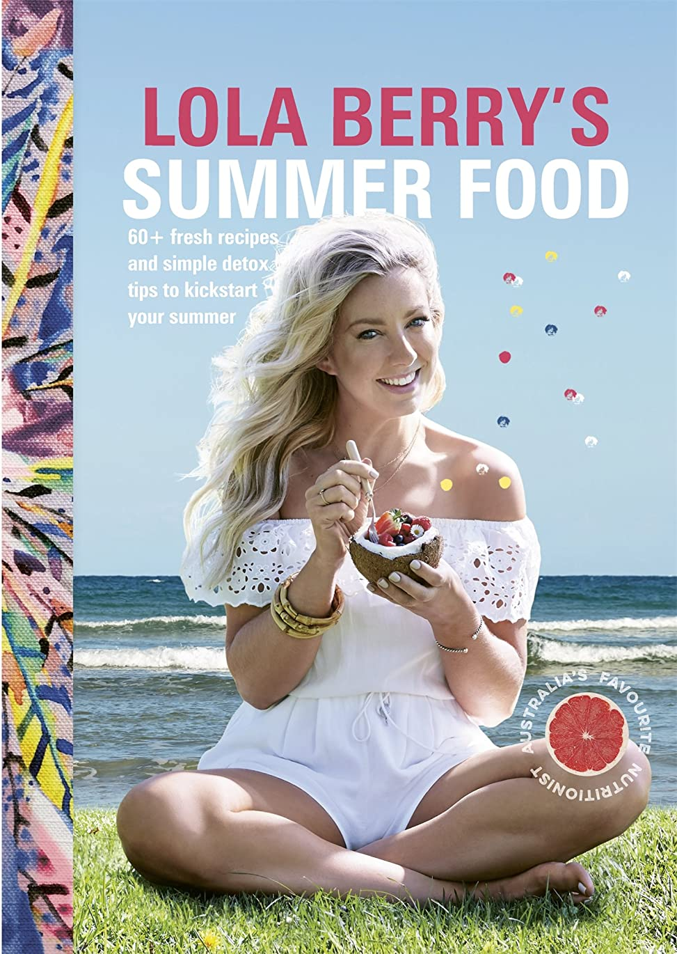 Lola Berry's Summer Food (English Edition)