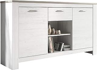 HomeSouth - Buffet Mueble Comedor aparador de Cocina salón u Oficina Modelo Frida Medidas: 159 cm (Ancho) x 90 cm (Alto...