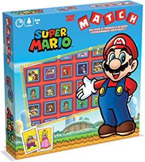 Top Trumps 002127 Super Mario Match