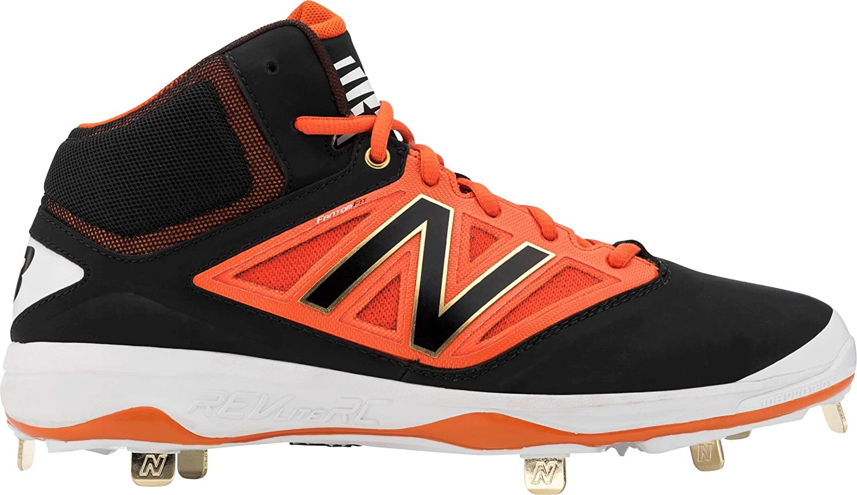 Amazon.com: New Balance M4040v3 Metal Cleat Mid: Sports & Outdoors