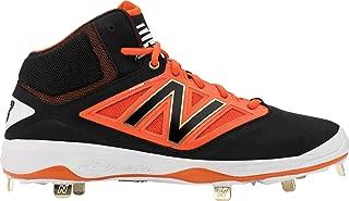New Balance 4040v3 Mid-Cut Metal Cleat - Men's Baseball