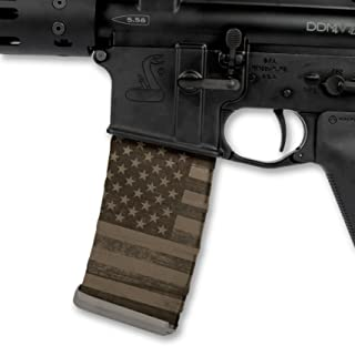 Rapid Wraps Mag Wraps - Patriot Flag Flat Dark Earth (3 Pack)