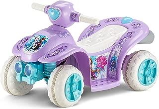 Kid Trax Frozen 6V Toddler Quad Ride On
