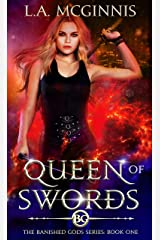 Queen of Swords: The Banished Gods: Book One (The Banished Gods Series 1) Kindle Edition