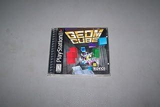 Geom Cube - PlayStation