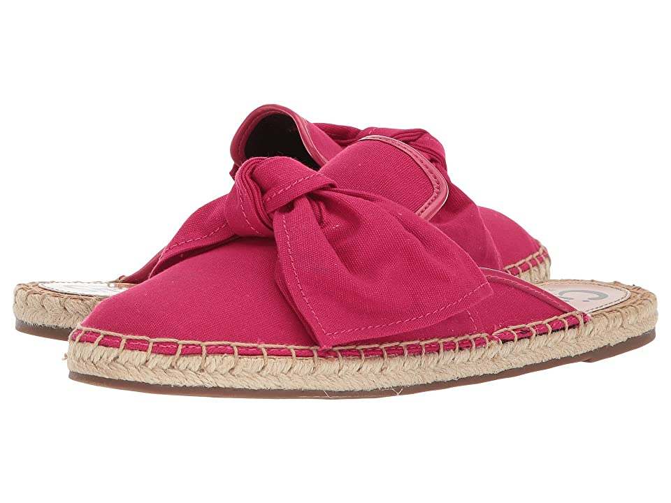 Circus by Sam Edelman Lulu (Pink Magenta Canvas/Sheep Nappa) Women