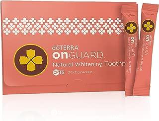 doTERRA On Guard Toothpaste Sample - 10 pk