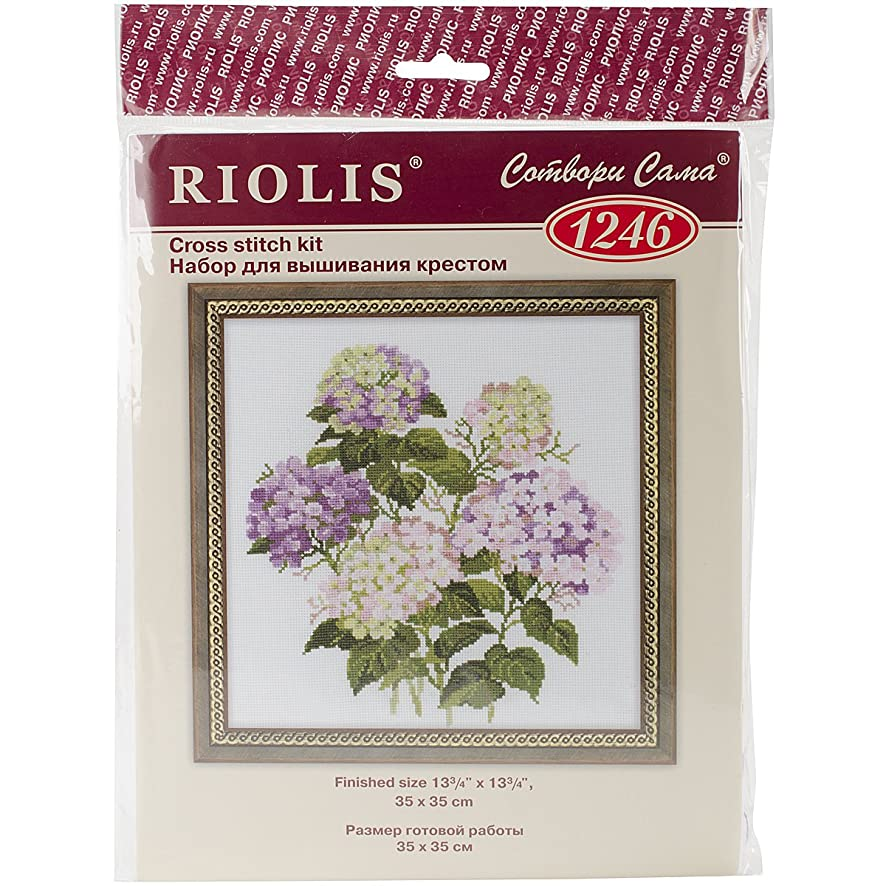 RIOLIS R1246 Counted Cross Stitch Kit 13.75