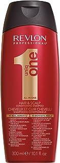 Revlon Professional Uniq One Classic Hair & Scalp All in One Conditioning Champú 300ml