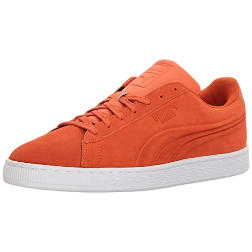 puma sneakers orange