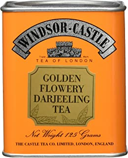 Windsor Castle Golden Flowery Darjeeling Tea, 125 g
