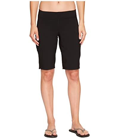Columbia Back Beautytm Long Sport Short (Black) Women