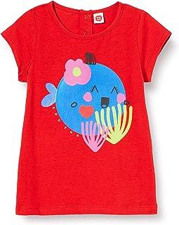 Desigual, CORAL Camiseta para Mujer, Violeta (POTENT