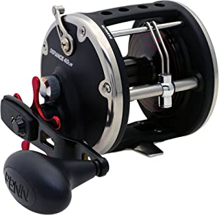 Penn 340-Yards Defiance Level Wind Reel (4 Ball Bearings 3.6:1 30-Pound)