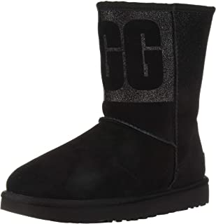 Best womens ugg classic short glitter boot Reviews
