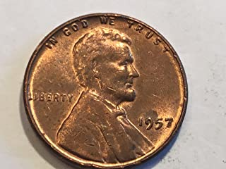 1957 red penny
