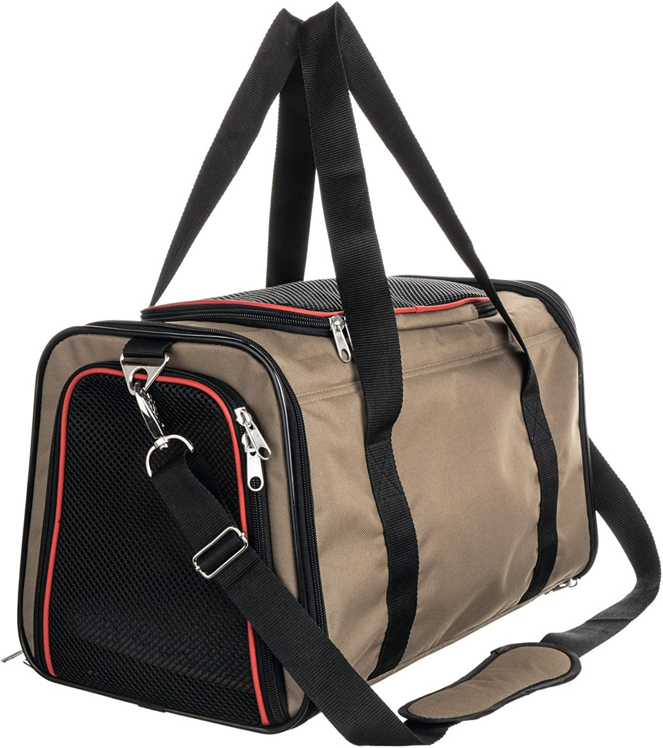 Hunter Sydney Carry Bag, Beige Red