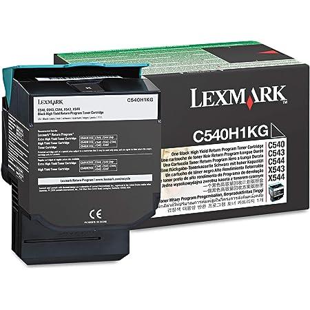 LEXC540H1KG - Lexmark C540H1KG High-Yield Toner