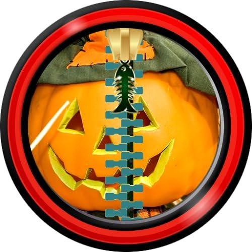 Tela de bloqueio para o Halloween