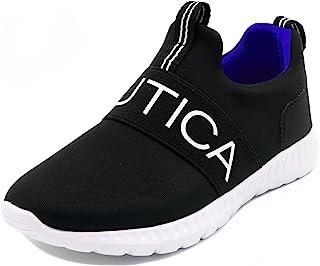 Nautica Kids Boys Sneaker Comfortable Running Shoes - Little Kid/Big Kid - (Lace Up/Slip On)