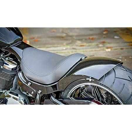 11 Rear Custom Fender 240//250//260 Wide Strutless Heavy Duty Fits Harley Softail