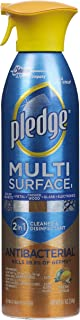 Pledge Multi Surface Antibacterial Everyday Cleaner 9.7 oz.