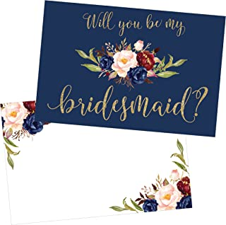 Best asking your bridesmaids cards Reviews