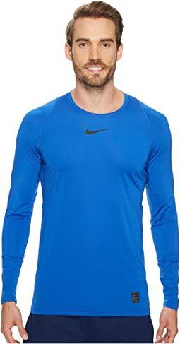 04e70408076de Game Royal Black Black. 32. Nike. Pro Fitted Long Sleeve Training Top