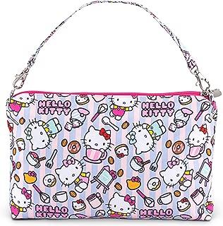 JuJuBe x Hello Kitty Diaper Bag Organizer, Be Quick | Wristlet + Travel Pouch for Purse, Bag Organization, Storage | Hello Kitty Bakery