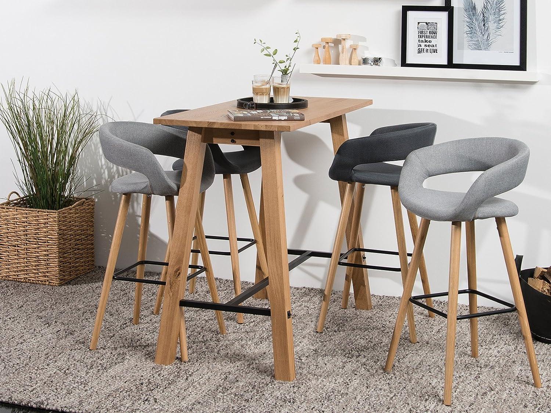 Bartisch Stehtisch Bistrotisch Tisch Holz Esstisch Küche Bar Mbel  Chalisa I