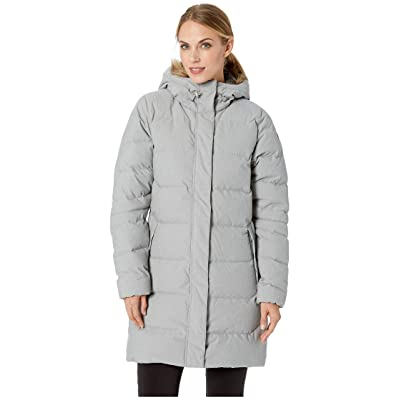 Helly Hansen Aden Down Parka (Grey Melange) Women