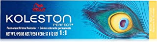 Wella Koleston Perfect Permanent Creme Haircolor 1: 7/1 Medium Ash Blonde, 0.3 Oz